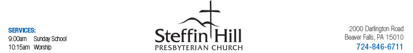 Steffin Hill logo